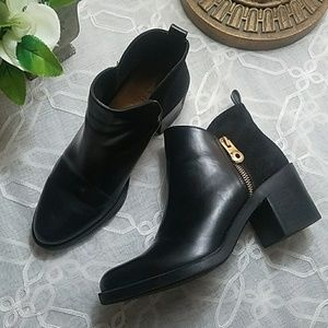 ZARA ANKLES BOOTS SIZE 37